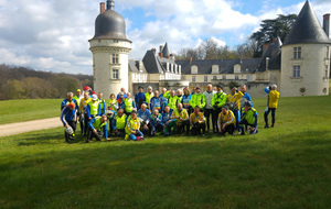 Cyclo-rencontre UCT-USV 4 avril